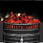 LXDDP-Camino-Elettrico-fornello-Elettrico-con-Telecomando-750-W-1500-W-Temperatura-Regolabile-Camino-Decorativo-con-Effetto-bruciatore-a-Legna