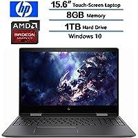 2018 Newest HP Flagship Envy x360 2-in-1 Laptop, 15.6 FHD Touchscreen Display, AMD FX-9800P Procressor, 8GB DDRR4 SDRAM, 1TB Hard Drive, AMD Radeon R7, Windows 10