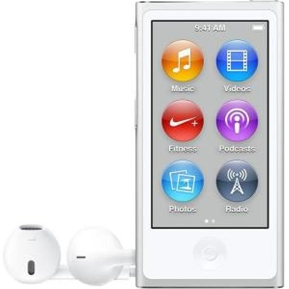 Baladeur MP3 APPLE IPOD NANO7EG GRIS 16GO
