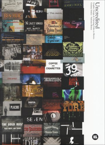 Uncredited Graphic Design And Opening Titles In Mo: Amazon.de: Gemma  Solana: Fremdsprachige Bücher