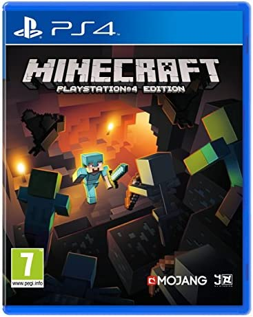 Minecraft: PlayStation four Version [PlayStation 4]