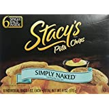 Stacy's Pita Chips, Simply Naked, 6 Count
