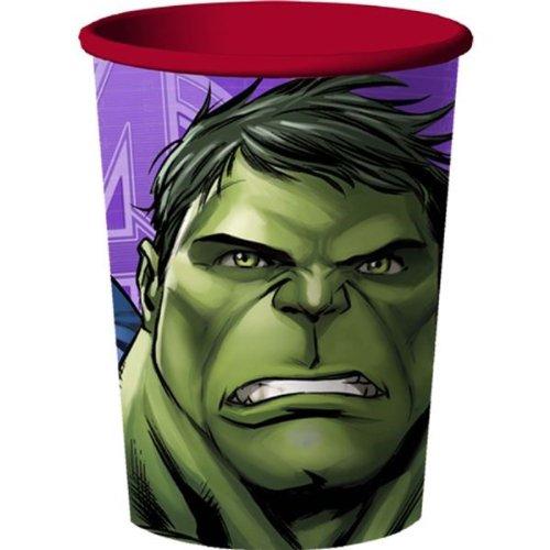 Avengers Assemble 16oz Stadium Cups 12 Pack