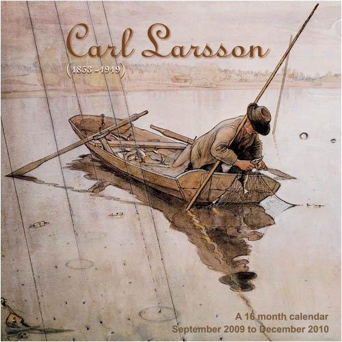 Carl Larsson 2010 Wall Calendar Magnum