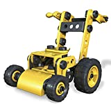 Meccano - 6027019 - Jeu de Construction - Tracteur Meccano Junior