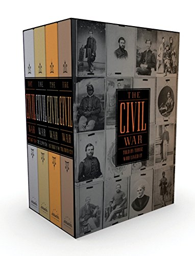 - The Civil War Told by Those Who Lived It: A Library of America Boxed Set