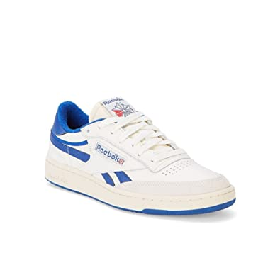 121693644563 REEBOK - Trainers - Men - White and Blue Revenge Plus Vintage Sneakers for  men - 42