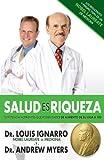 Salud es Riqueza, Louis Ignarro and Andrew Myers, 0979022924