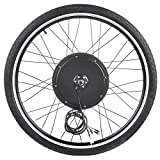 48v 1000w 26 Inch Front Wheel Electric Bicycle Motor Conversion Kit
