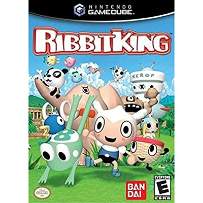 ribbit-king-gamecube