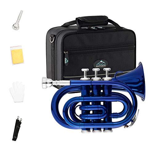 Eastrock Pocket Trumpet Blue
