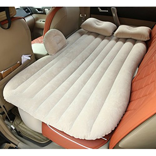 Car mattress Xiaoemi - Cama Hinchable de Aire para Asiento ...