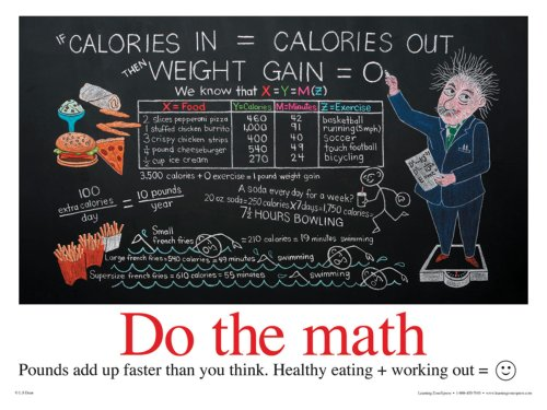 - Do the Math (Poster, 18