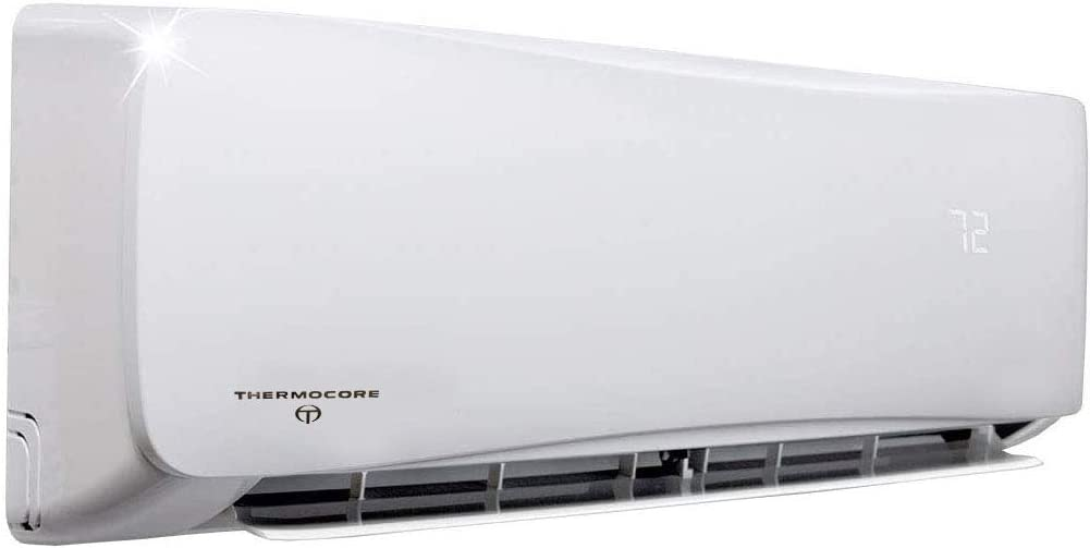 Large Thermocore T321Q-9X5 21 Seer 5 Zone Ductless Mini Split Air ...