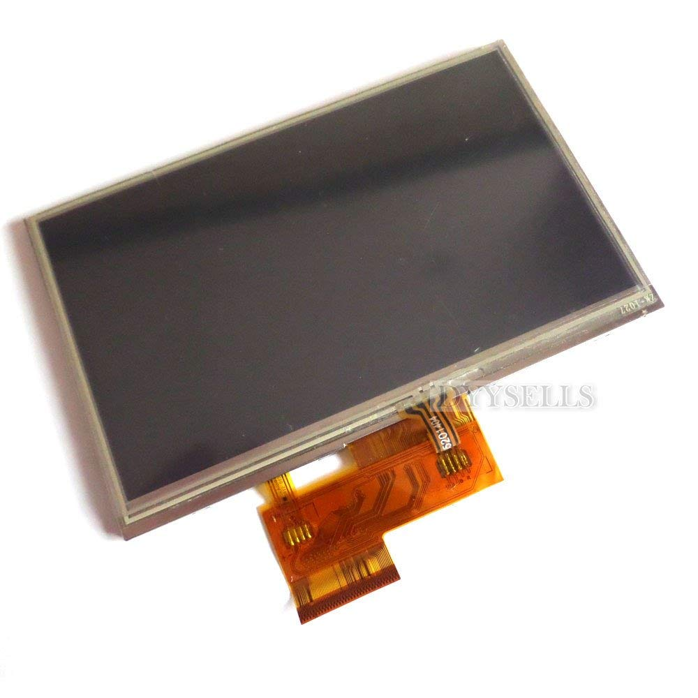 DYYSELLS #17 5.0 chu+xian-14 Garmin Nuvi 2597 LMT, 2597 LM LCD Screen and Touch Screen Digitizer Glass