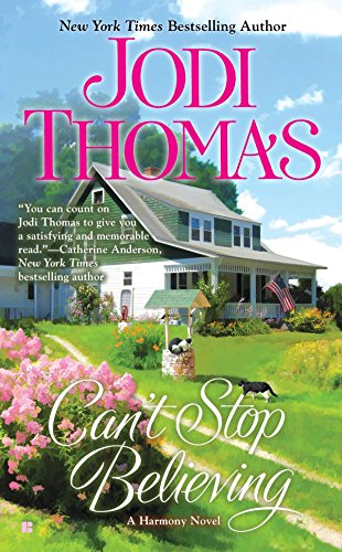 Books : Can't Stop Believing (Harmony)