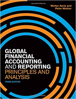 Book Global Financial Accounting and Reporting: Principles and Analysis