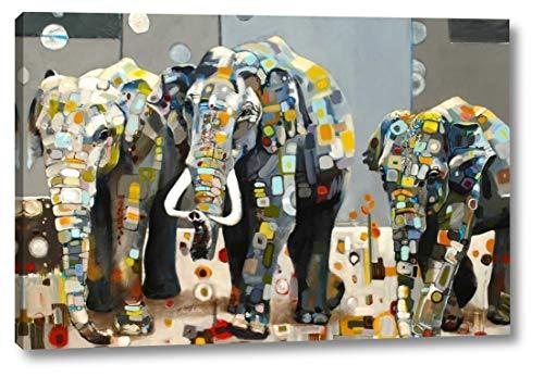 Sumatran Elephants by Britt Freda - 15