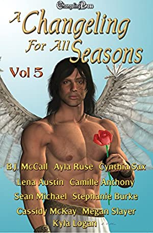 book cover of A Changeling For All Seasons 5 (Box Set)