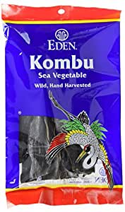 Eden Kombu, 2.1-Ounce Packages (Pack of 6)