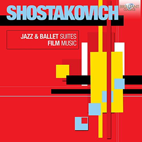 (Shostakovich: Jazz & Ballet Suites, Film Music)