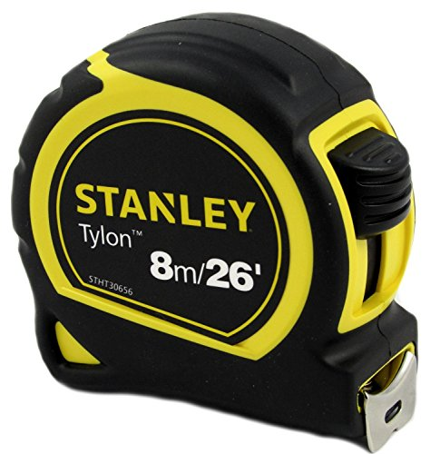 Stanley Tylon 8m Measuring Tape