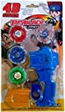 Uniek Deals Beyblade with Metal Fury 4D System Beyblade Spinning Toy