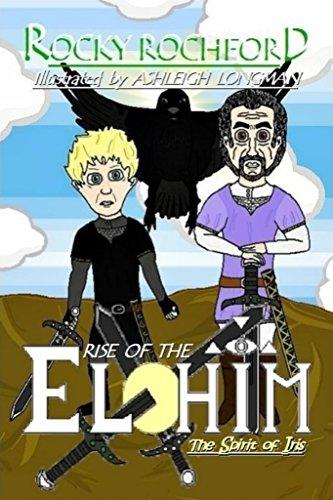 The Rise of the Elohim: The Spirit of Iris