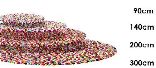 Hay Tapis Pinocchio O 140 Cm Multi Colour Amazon Fr Cuisine Maison