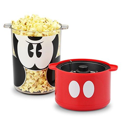 Disney Mickey Mouse Popcorn Popper Red