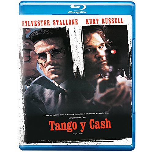 Blu-ray : Tango and Cash (Widescreen)