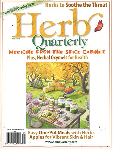 Top recommendation for herbal quarterly