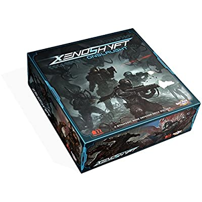 CMON Xenoshyft Onslaught Board Game: Toys & Games