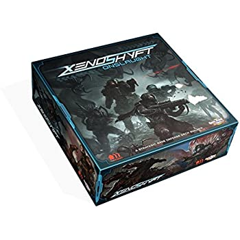 CMON Xenoshyft Onslaught Board Game