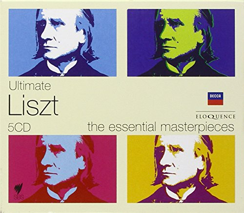 Ultimate Liszt [5 CD]