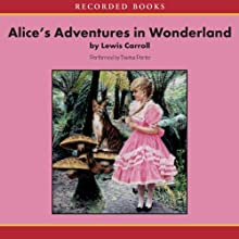 Alice's Adventures in Wonderland Audiobook by Lewis Carroll Narrated by Davina Porter