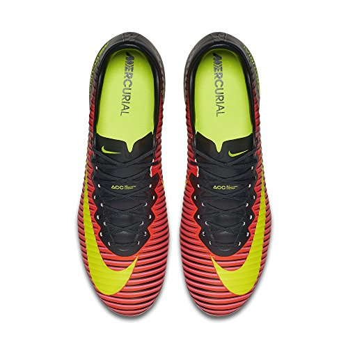 Nike Mercurial Vapor Xi Fg Voetbalschoenen Naranja (totaal Karmozijnrode / Vlt Blk-pi Blst)