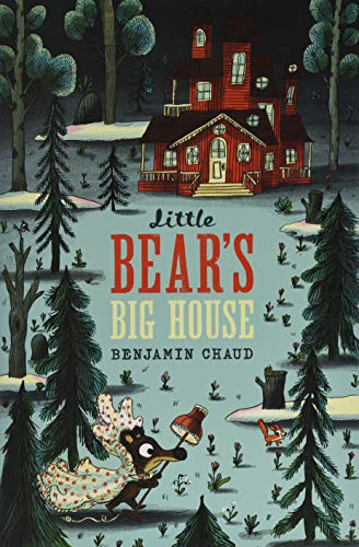 (Little Bear's Big House)