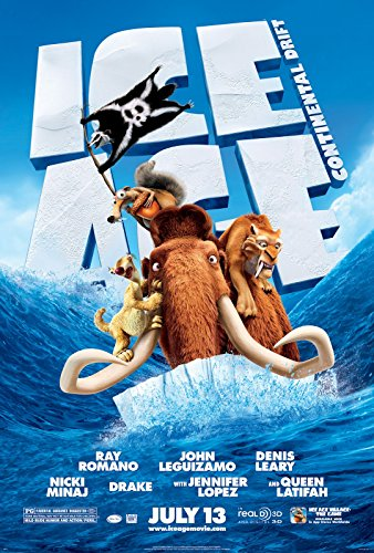 ice age continental drift 3d - 6