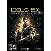 Deus Ex: Mankind Divided PC Digital Download