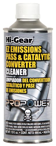 Hi-Gear HG3270s EZ Emissions Pass and Catalytic Converter Cleaner - 15 fl. oz. by Hi-Gear
