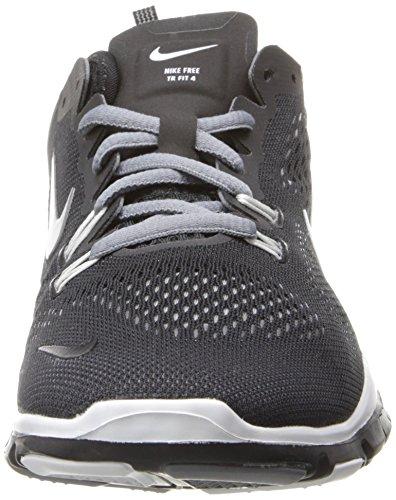 Nike - Zapatillas de running para hombre, color negro, talla 7.5