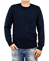 Calvin Klein Knit Crew Neck Pullover Sweater - Mens