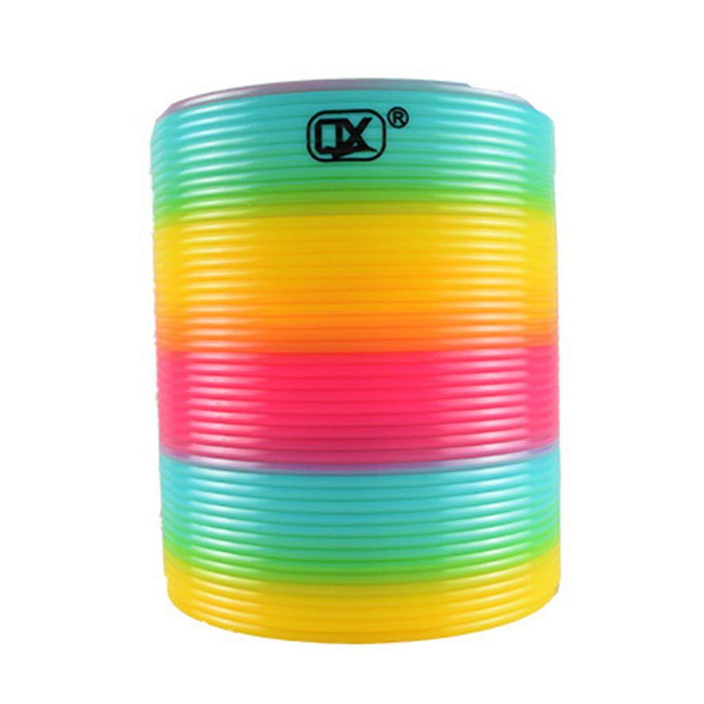 2 en Total Limeo Rainbow Spiral C/írculo Arcoiris Arco Iris de Primavera Arco Iris Espiral Primavera Arco Iris m/ágico Rainbow Spiral para ni/ños Rainbow Spiral Springs Rainbow Spiral Big