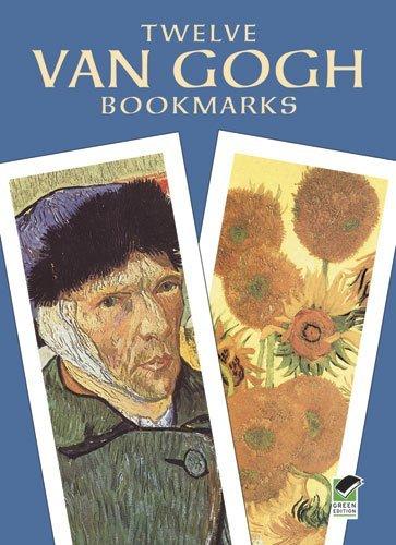 Twelve Van Gogh Bookmarks (Dover Bookmarks) by Vincent Van Gogh (28-Mar-2003) Paperback PDF