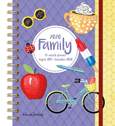 Wells Street by LANG WSBL Family 2020 Plan-It Planner (20997081003) Personal Organizer (20997081003)