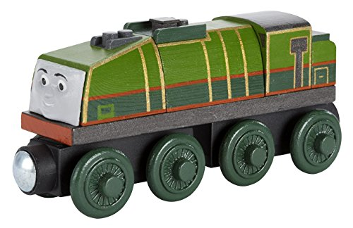 Fisher-Price Thomas & Friends Wooden Railway, Gator - Tracks To - Railway Thomas Aquarium Wooden