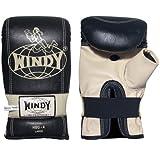 Windy Slip-On Bag Gloves, Black, Regular