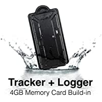 KingNeed 2 g Magnet Portable SPY GPS Tracker 180 Working Days long battery life/IPX7 WaterProof/GSM Home Alarm/for Personal and Car Vehicles