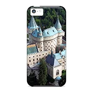 MMZ DIY PHONE CASEBahheGb570VkqiS Snap On Case Cover Skin For iphone 4/4s(slovakia Castle Bojnicky)